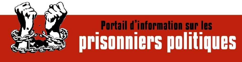 Portail d'informations sur les prisonnières et les prisonniers politiques
