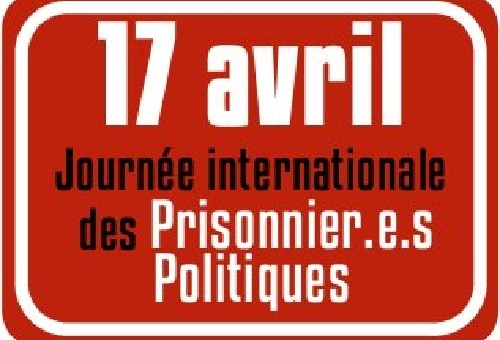 Semaine internationale de solidarité avec les prisonnier.e.s politiques 2018