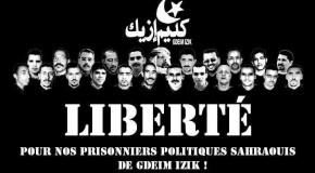 Sahara occidental : Assez de repression ! Liberation des prisonniers politiques !