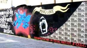 Depuis l'Europe : Solidarité avec les prisonniers et les prisonnières anarchistes de la ville de Mexico