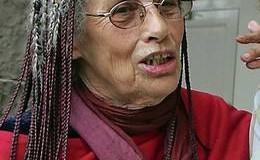 Margaretta d'Arcy, militante anti-guerre, a été emprisonnée le 15 janvier pour avoir foulé le tarmac de l'aéroport Shannon