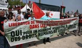 Rassemblement pour la libération des prisonniers politiques sahraouis