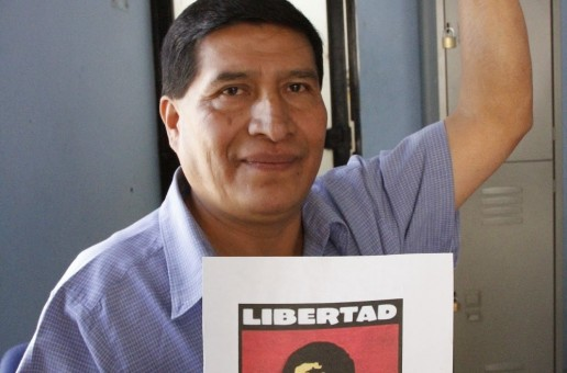 [Oaxaca] Álvaro Sebastián Ramírez sort de prison après 20 ans d'enfermement