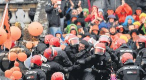 Procès de 28 jeunes accusés d'appartenance à l'organisation de jeunes de la gauche indépendantiste, Segi.