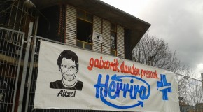 Aitzol Gogorza hospitalisé à Basurto pour une embolie pulmonaire