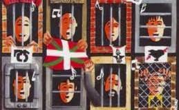 Soirée de Solidarité avec les prisonniers.ères politiques basques à Paris dimanche 10 avril 2016