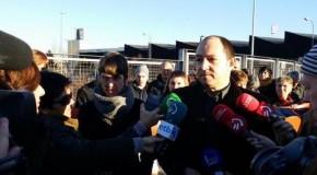 Procès de Madrid suspendu