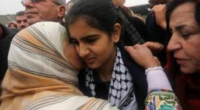 Malak, 14 ans, dénonce ses conditions de détention en Israël