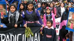 HALTE A LA RÉPRESSION ET RESPECT DES DROITS HUMAINS AU CHILI