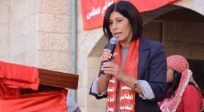 Ma femme, la députée palestinienne emprisonnée