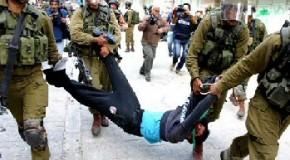95% des enfants détenus ont été torturés dans les prisons israéliennes