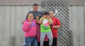 Projet Pine Ridge : «Une maison écologique pour un des fils de Leonard Peltier et sa famille»