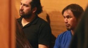 Arrestation de Felipe Duràn et Cristian Levinao