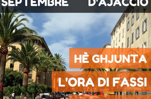 Entre 5 000 et 7 000 personnes dans les rues d'Ajaccio pour l'amnistie