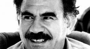 Le leader kurde Abdullah Ocalan est en bonne santé et tient à saluer tout le monde.