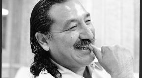 Message de Leonard Peltier pour Thanksgiving
