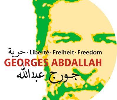 Des jeunes du monde soutiennent Georges Abdallah