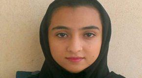 Iran – une jeune femme, prisonnière politique kurde, dans un état de santé grave