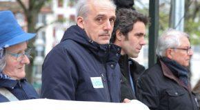 Plus de 1 000 personnes à Bayonne pour la libération des prisonniers.ères basques
