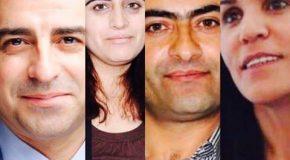 Kamuran Yuksek condamné à 8 ans et 9 mois de prison, des élus kurdes emprisonnés entament une grève de la faim