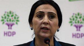 La coprésidente du HDP condamnée à un an de prison