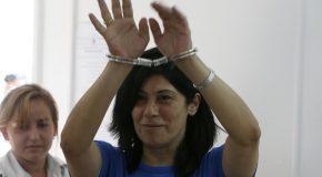 Israël arrête de nouveau une députée palestinienne (pétition en ligne)