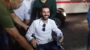 Mohammed al-Rimawi et son père libérés après une grève de la faim de 20 jours