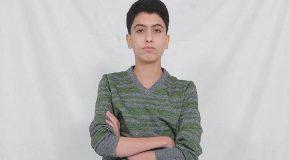Âgé de 17 ans, il est condamné à 35 ans d'emprisonnement dans les prisons israéliennes