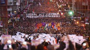 Soirée de solidarité avec les prisonnier-e-s politiques basques 13 AVRIL 2019