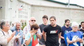 Coups de pédale en soutien à Mikel Barrios